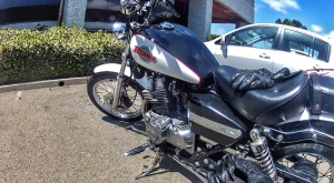 Honda Rebel 250